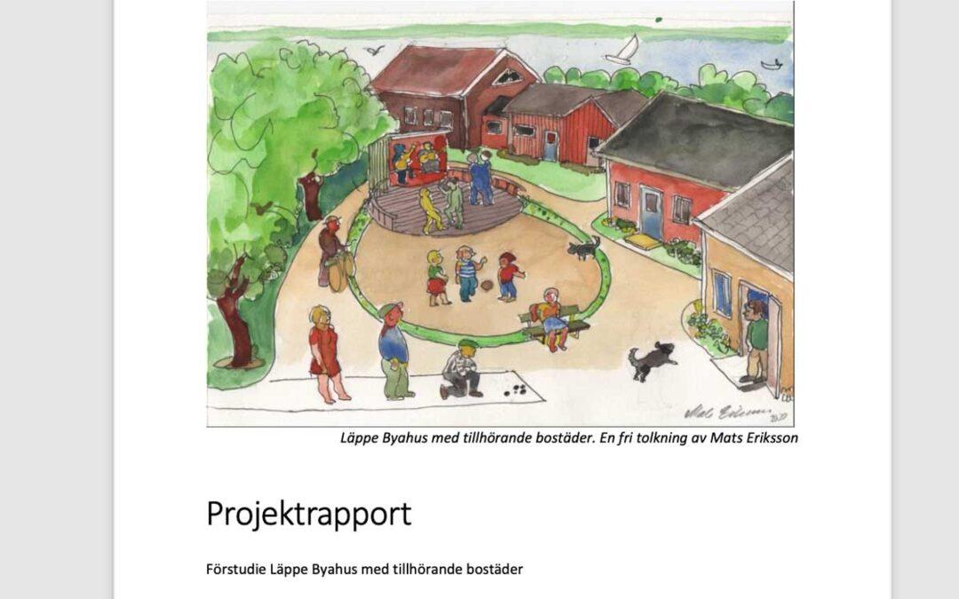 Projektrapport förstudie
